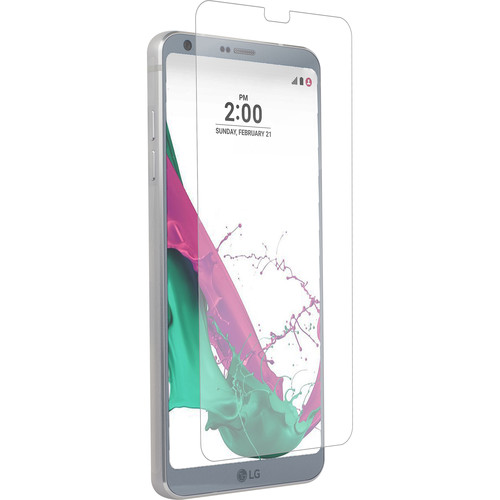 ZAGG InvisibleShield Glass+ Screen Protector for LG G6