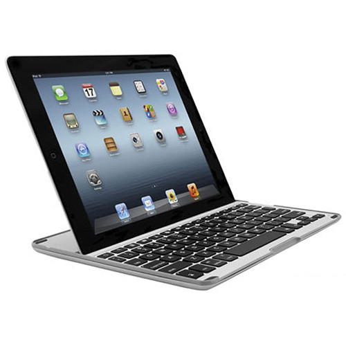 ZAGG ZAGGkeys Pro Keyboard Case Cover for iPad 2nd, 3rd, 4th Gen