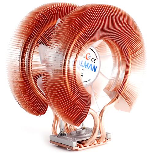 ZALMAN USA CNPS9900A LED Ultra Quiet CPU Cooler