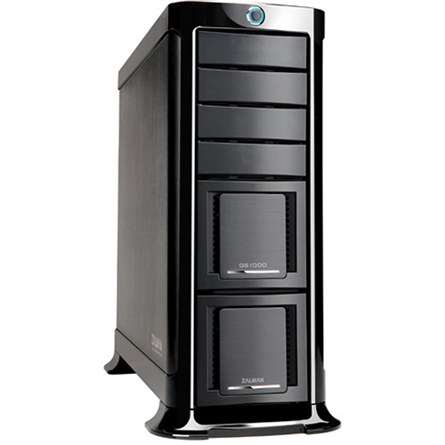 ZALMAN USA GS1000 Full Tower Computer Case (Black)