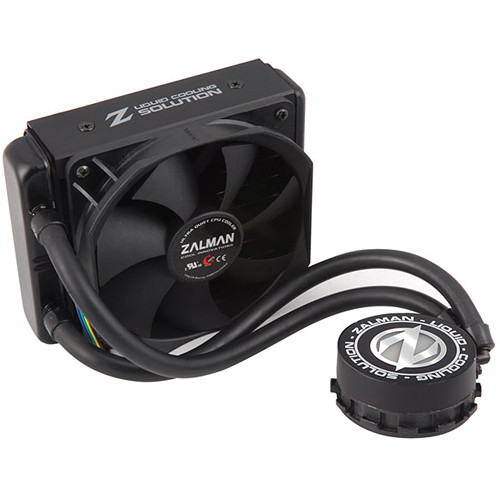 ZALMAN USA LQ Series LQ-315 Ultimate Liquid CPU Cooler