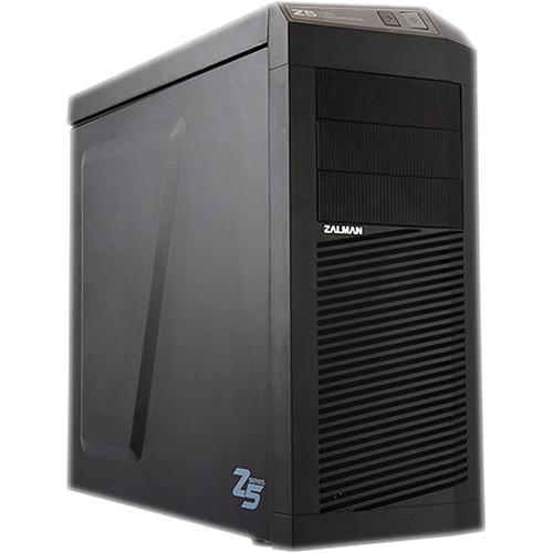 ZALMAN USA Z5 ATX Mid Tower PC Case (Black)