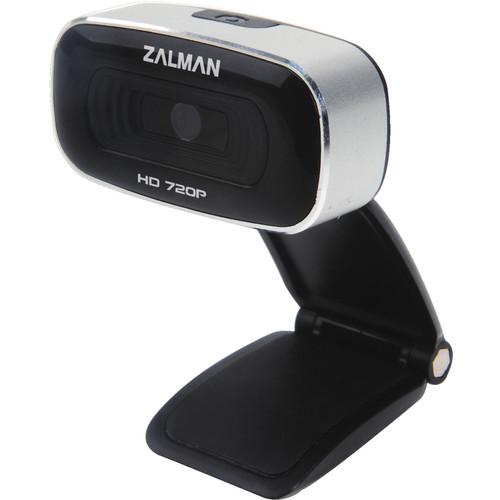 ZALMAN USA ZM-PC100 USB 2.0 HD Web Camera