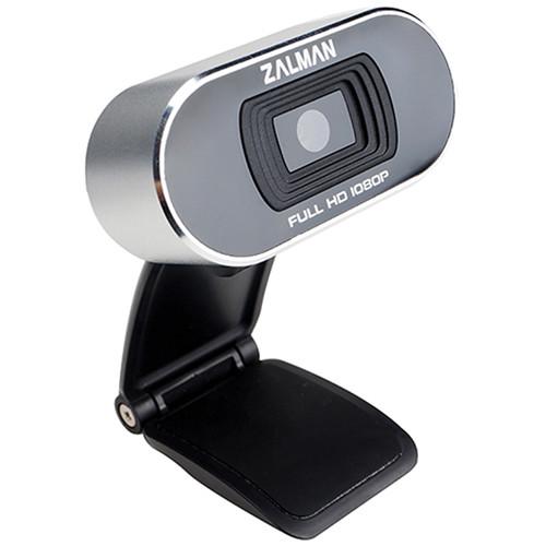 ZALMAN USA ZM-PC200 USB 2.0 Full HD Web Camera