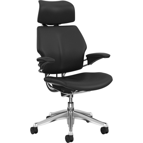 Humanscale Freedom Headrest - Leather (Black)