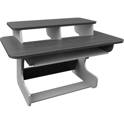 Zaor Miza 61 Studio Desk (Titanium Wenge)