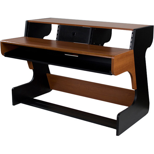 Zaor Miza 88 Studio Desk (Black Cherry)