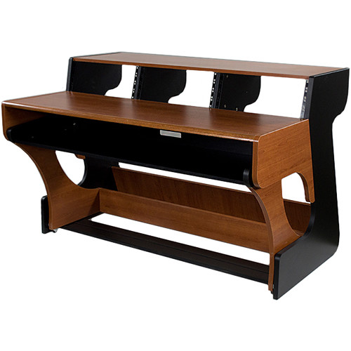 Zaor Miza 88 XL Studio Desk (Black Cherry)