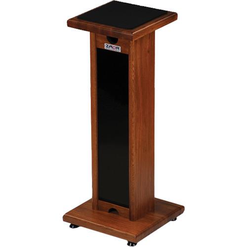 Zaor Miza Monitor Stand - Adjustable Height (Black Cherry)