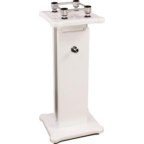 Zaor Isostand Aperta 200 Studio Monitor Stand (White Gloss)