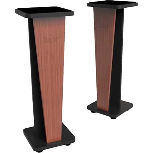 """Zaor Croce 42"""" Fixed Speaker Stand (Cherry Black)"""