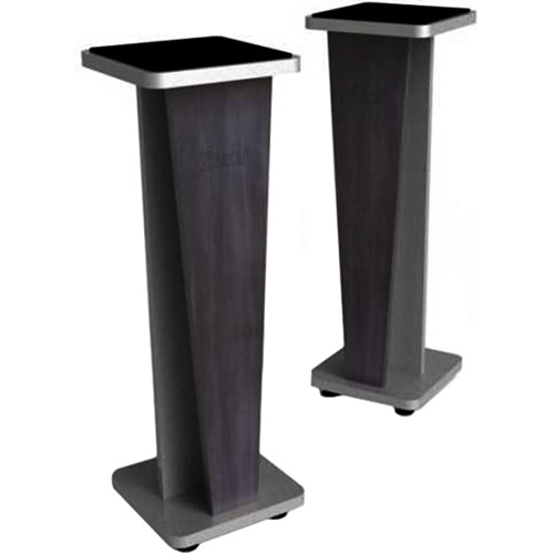 "Zaor Miza V 42"" Fixed Speaker Stands (Pair, Black)"