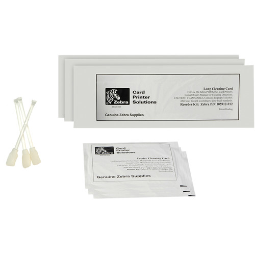 Zebra Print Station and Laminator Cleaning Kit for ZXP Series 7 Printers