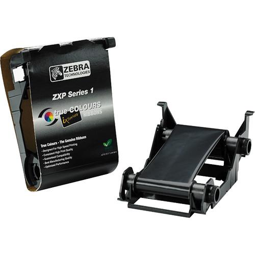 Zebra ZXP Series 1 Black Monochrome Ribbon