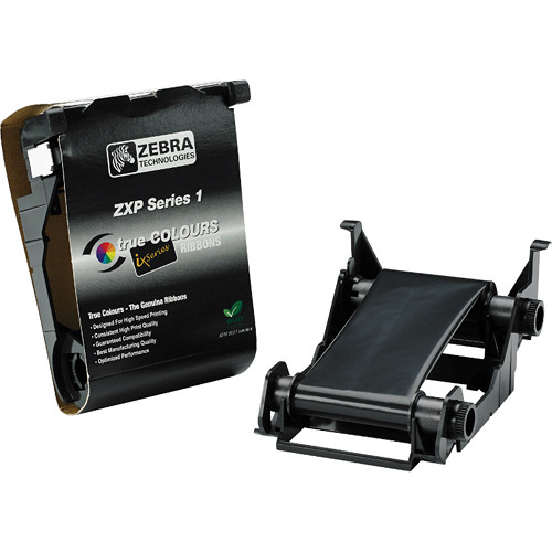 Zebra ZXP Series 1 Black Monochrome Ribbon