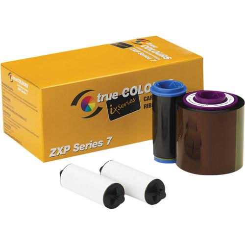 Zebra True Colours ix Series YMCKO Ribbon for ZXP Series 7 Card Printers (250 Prints)