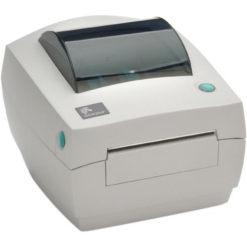 Zebra GC420d Direct Thermal Desktop Printer