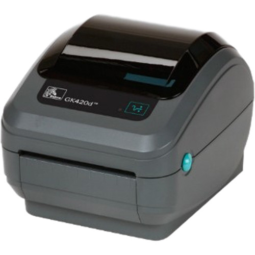 Zebra GK420d Direct Thermal Advanced Desktop Printer