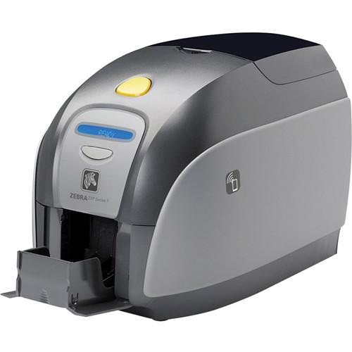 Zebra ZXP Series 1 Single-Sided Card Printer