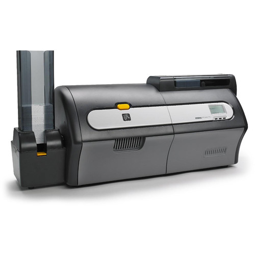 Zebra ZXP Series 7 Pro Dual-Sided Service Bureau Card Printer with Magnetic Stripe Encoder & Virtual Print Monitor