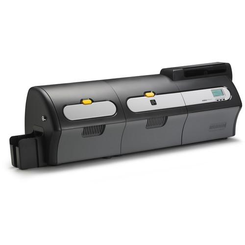 Zebra ZXP Series 7 Dual-Sided Card Printer/Laminator w/ ISO Mag Stripe Encoder & Enclosure Lock