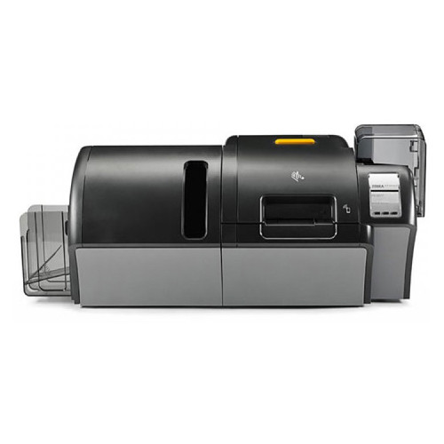 Zebra ZXP Series 9 Dual-Sided Printer (Single-Sided Laminator, Magnetic Encoder)