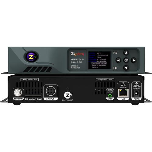 ZeeVee ZvPro610i HD Digital Encoder/Modulator with 1-Port HD DIN Input