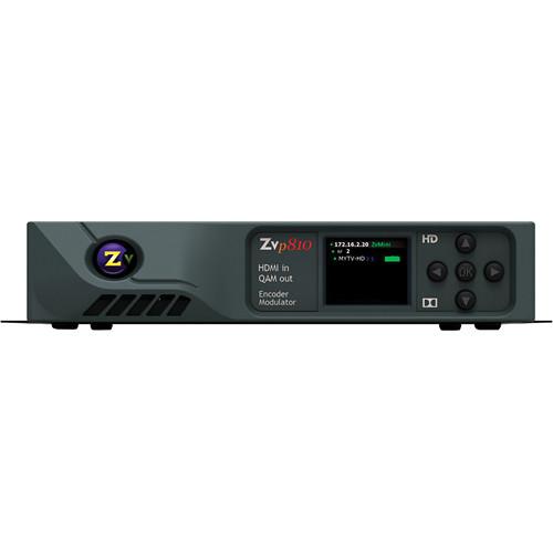 ZeeVee ZvPro 810 HDMI Encoder / QAM Modulator