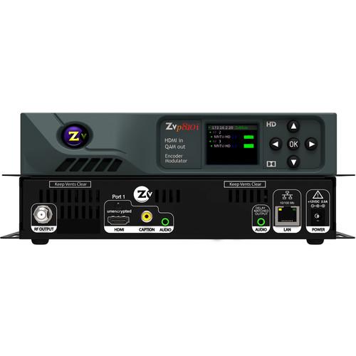 ZeeVee ZvPro810i HD Digital Encoder/Modulator with 1-Port Unencrypted HDMI Input