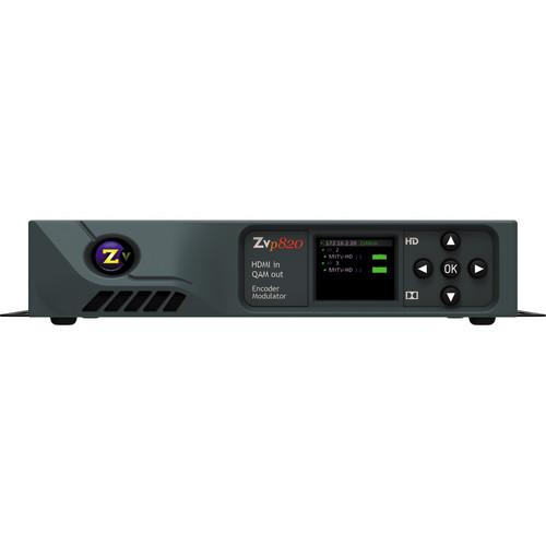 ZeeVee ZvPro 820 Dual Channel HDMI Encoder / QAM Modulator