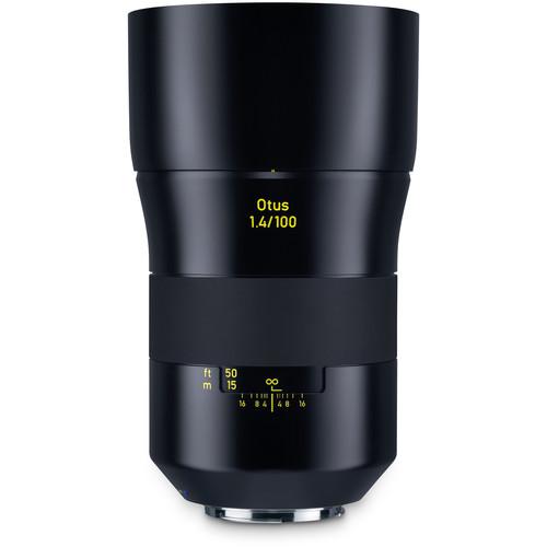 ZEISS Otus 100mm f/1.4 ZE Lens for Canon EF