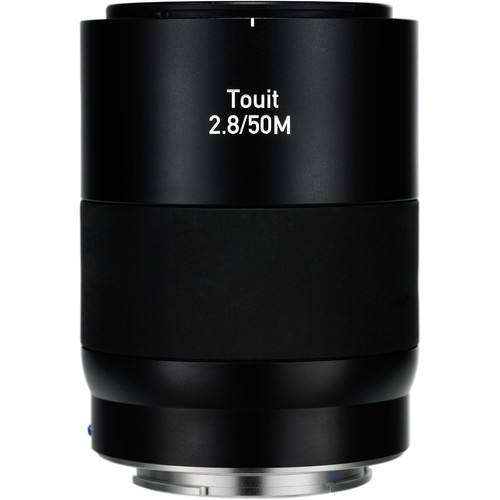 Zeiss Touit 50mm f/2.8M Macro Lens (Sony E-Mount)