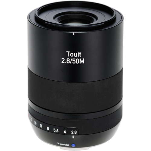 ZEISS Touit 50mm f/2.8M Macro Lens for FUJIFILM X
