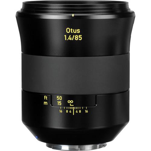 ZEISS Otus 85mm f/1.4 ZE Lens for Canon EF