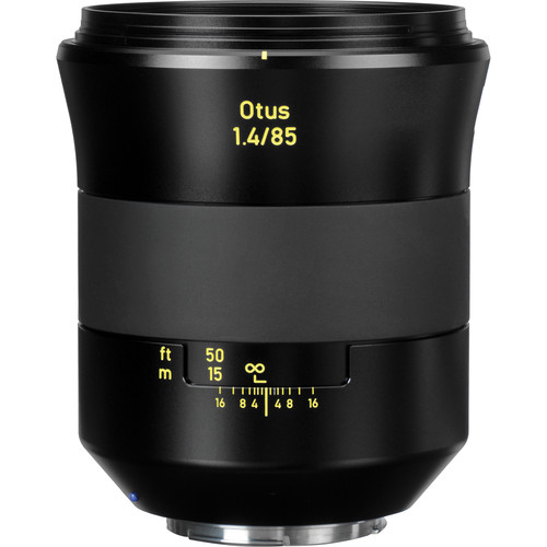Zeiss Otus 85mm f/1.4 Apo Planar T* ZE Lens for Canon EF Mount