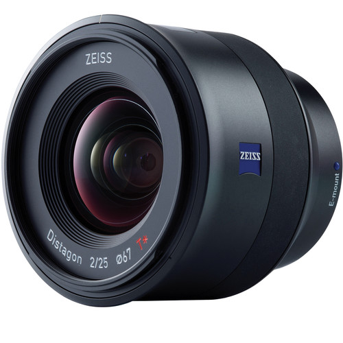 ZEISS Batis 25mm f/2 Lens for Sony E