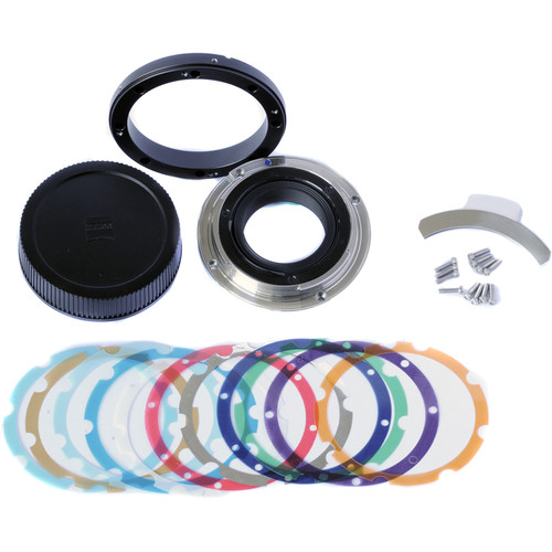 Zeiss Interchangeable Mount Set for 21 - 100mm T2.9-3.9 LWZ.3 Light Weight Zoom Lens (EF-Mount)