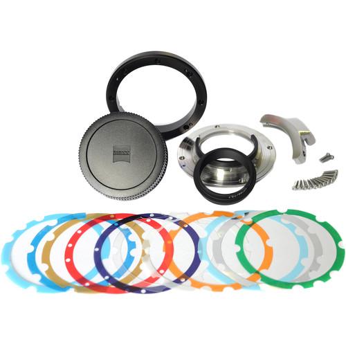 ZEISS Interchangeable Mount Set for 21 - 100mm T2.9-3.9 LWZ.3 Light Weight Zoom Lens (Nikon F Mount)