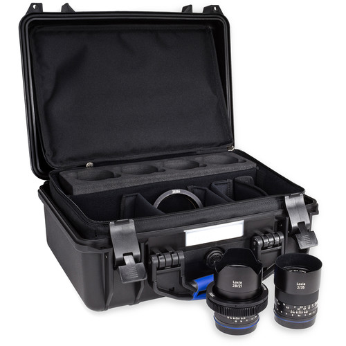 Zeiss Loxia Bundle with 21mm and 35mm Lenses for Sony E