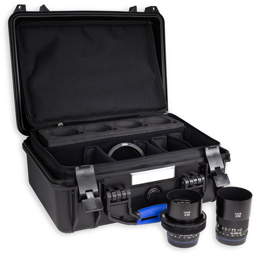 Zeiss Loxia Bundle with 35mm and 50mm Lenses for Sony E