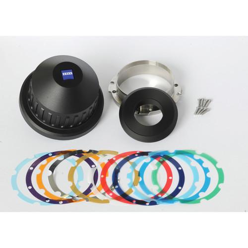 ZEISS Interchangeable Lens Mount for CP.3 15mm T2.9, 50/85mm T2.1 (ARRI PL)