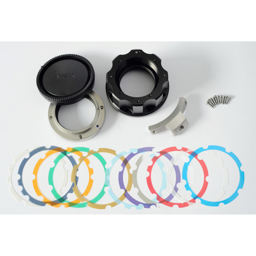 ZEISS Interchangeable Lens Mount for CP.3 15mm T2.9, 50/85mm T2.1 (Sony E)