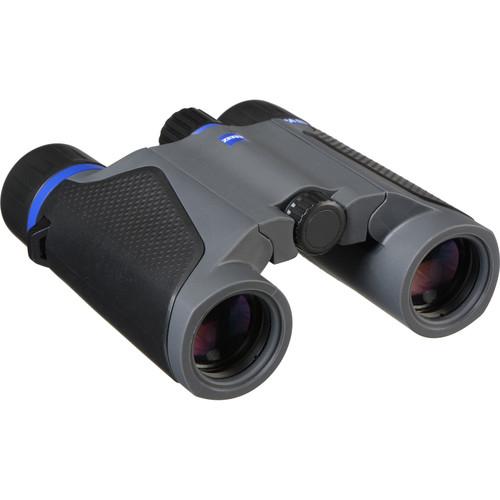 ZEISS 10x25 Terra ED Compact Binocular (Gray-Black)