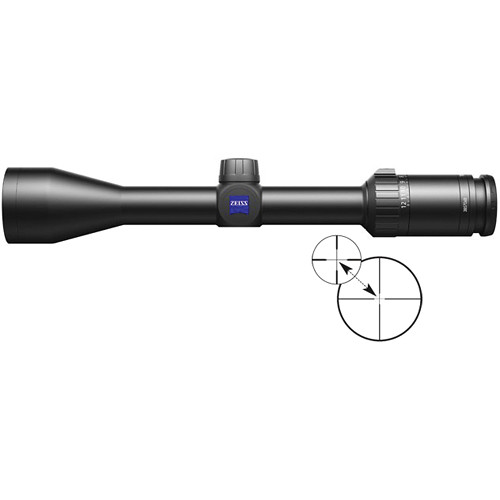 Zeiss 4-12x42 Terra 3X Riflescope (Z-Plex Reticle )