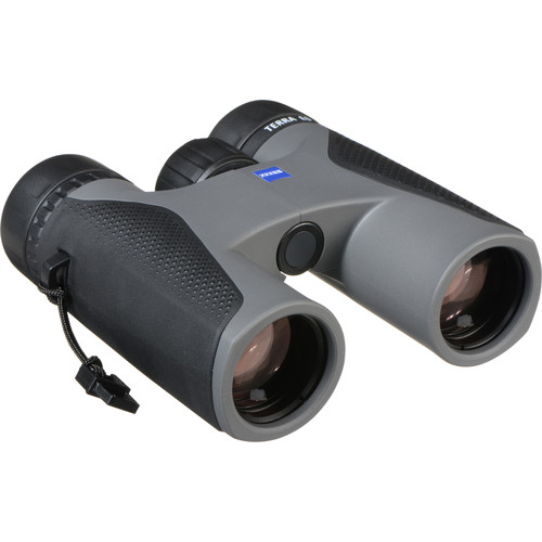 ZEISS 10x32 Terra ED Binocular, 2017 Edition (Gray)