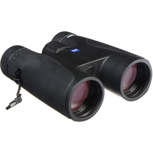 ZEISS 10x42 Terra ED Binocular, 2017 Edition (Black)