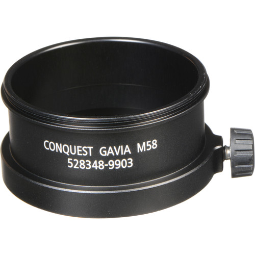 ZEISS 58mm Photo Lens Adapter for Conquest Gavia Spotting Scope