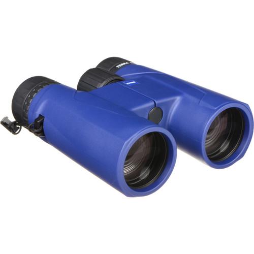 Zeiss 10x42 Terra ED Binocular (Deep Blue)