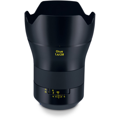 ZEISS Otus 28mm f/1.4 ZE Lens for Canon EF