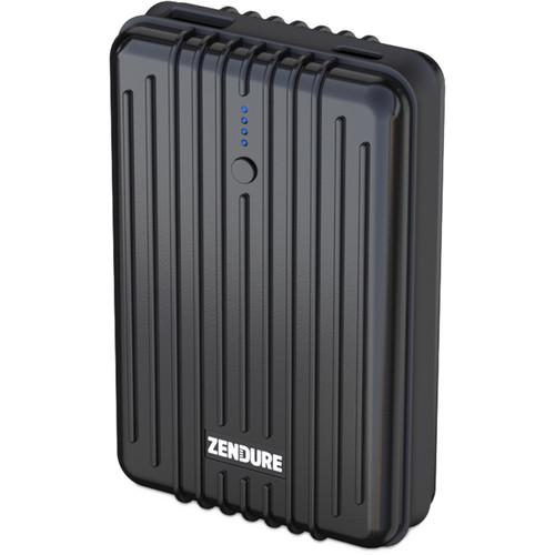 ZENDURE A3TC 10,000mAh USB Type-C Portable Charger (Black)